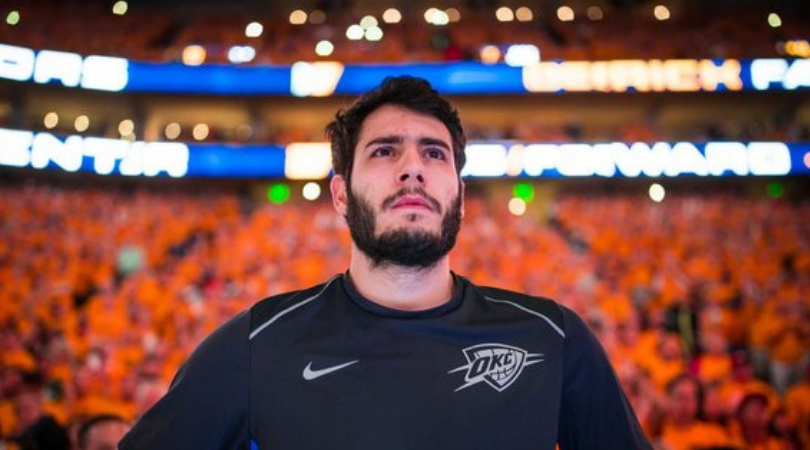 Thunder waive third-year guard Abrines