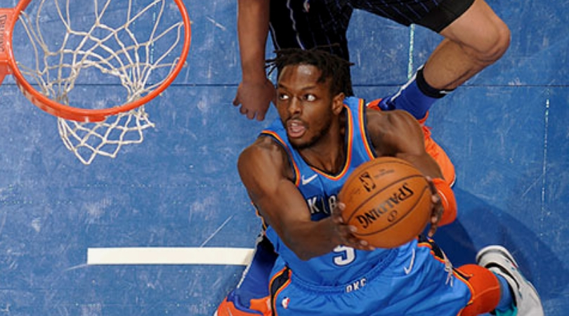 Five Thoughts: Thunder 107, Pacers 99