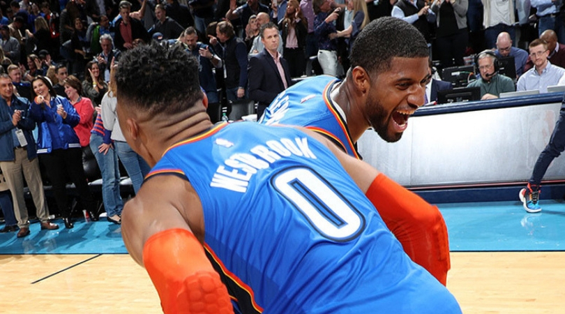 Paul George, Russell Westbrook Undergo Successful Surgeries