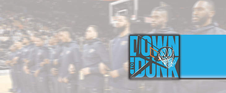 Down to Dunk Podcast: SGA Hype from the Blue and White