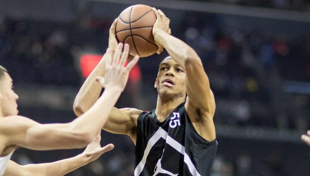 Thunder Trade Back from #21, Select Darius Bazley at #23, Receive 2024 Second Round Pick