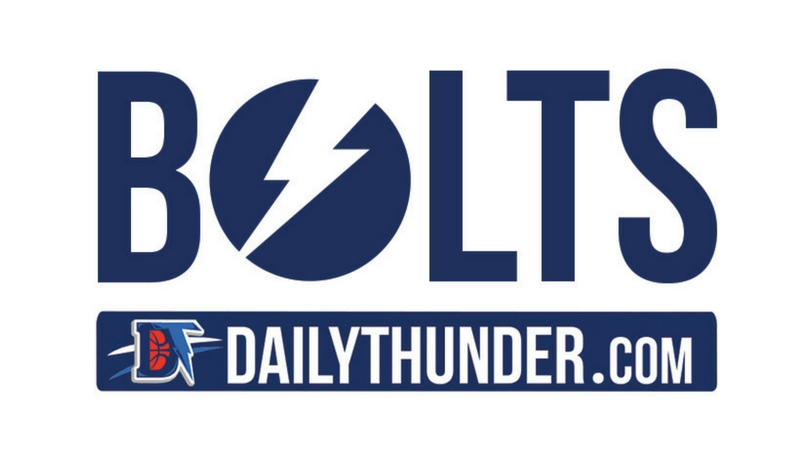 Thursday Bolts: 12.19.19