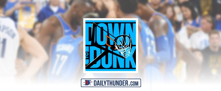 Down to Dunk: 1 on 1 with Darius Bazley