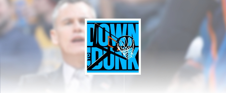 Down to Dunk Podcast: Trading Gallinari + Melo is a Blazer