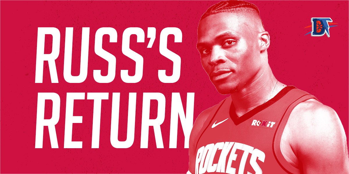 Reaction: Russ on the Rockets