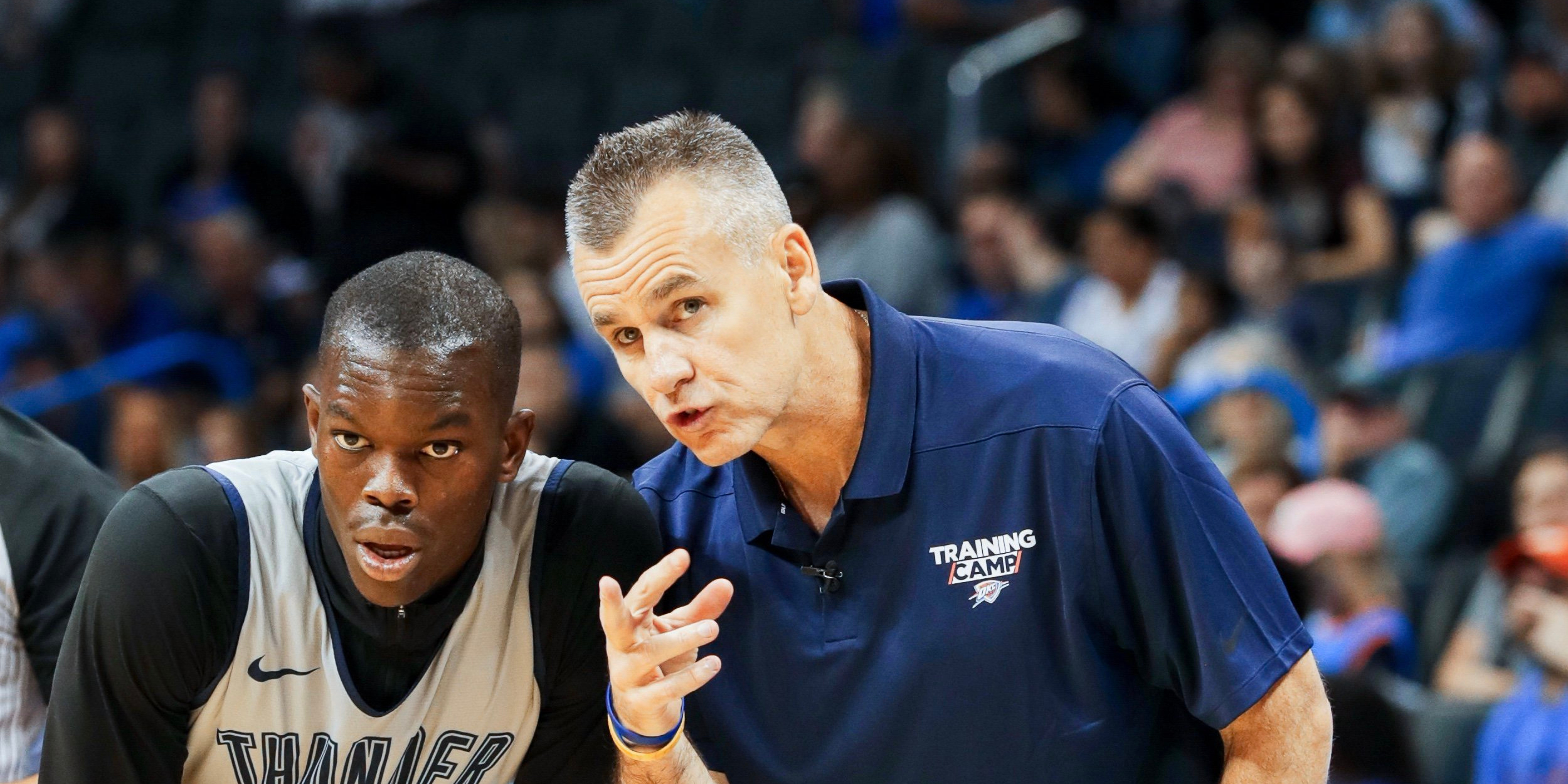 Counterpoints: The Case for Billy Donovan