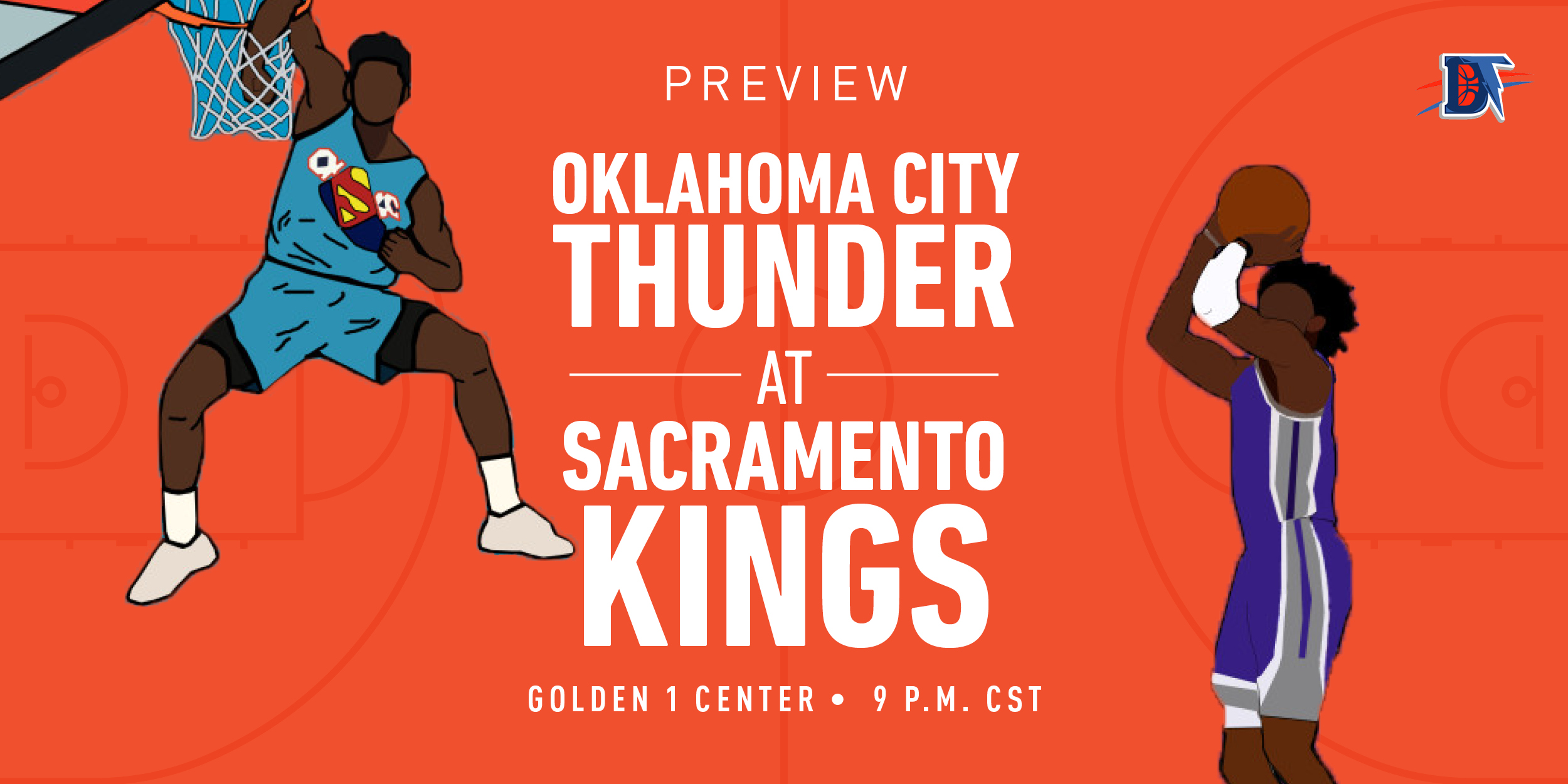 Game 49 Live Thread: Thunder (28-20) @ Kings (17-29)