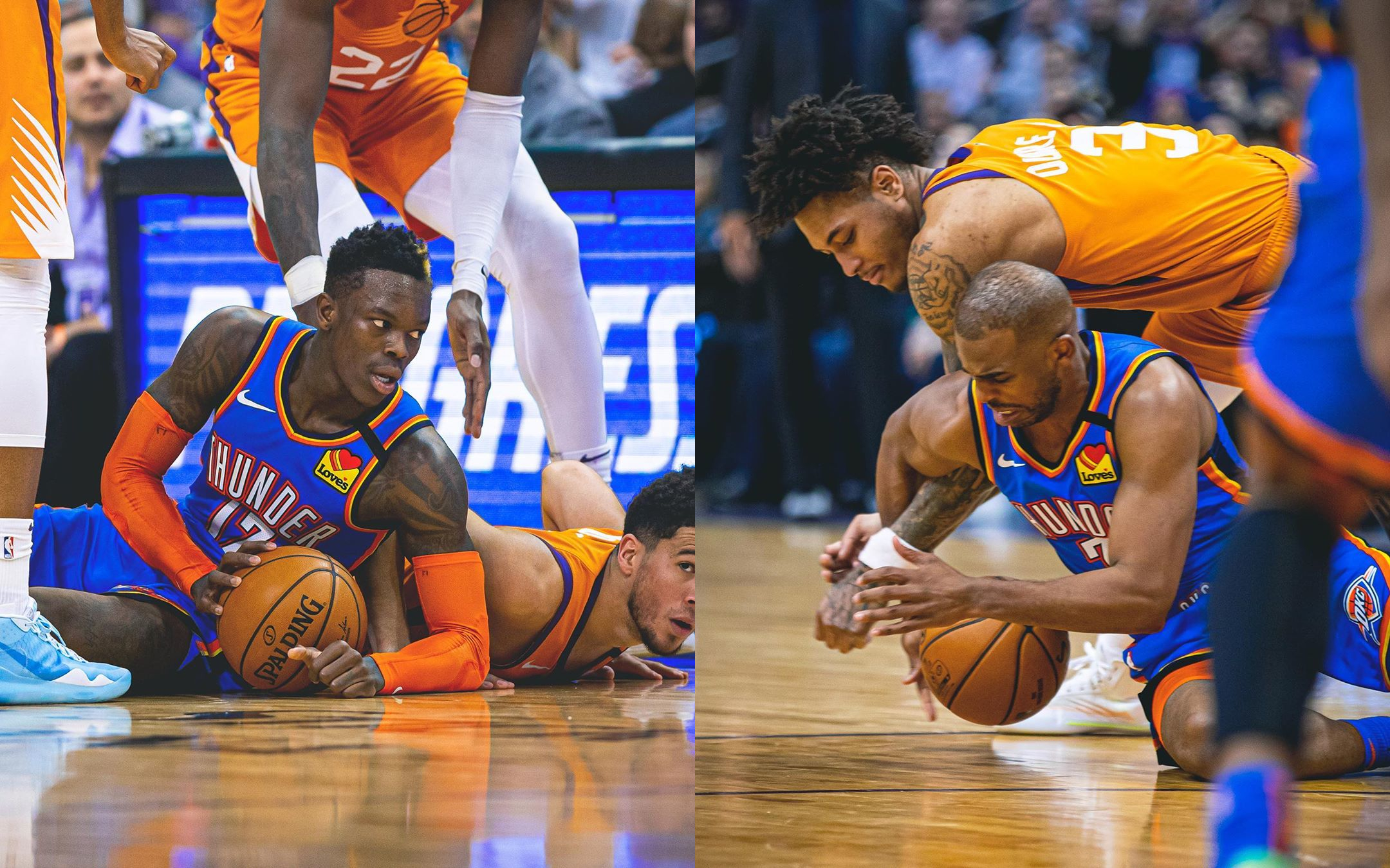 Scouting the Suns: Was more on the line in Phoenix than the Thunder's Game 50 victory?