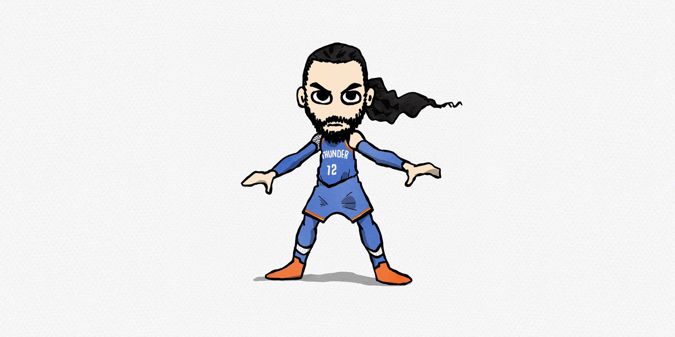 The Standard Bearer: Steven Adams