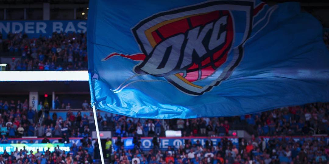 "Thunder Fans Ranked 8th ""Most Passionate"""