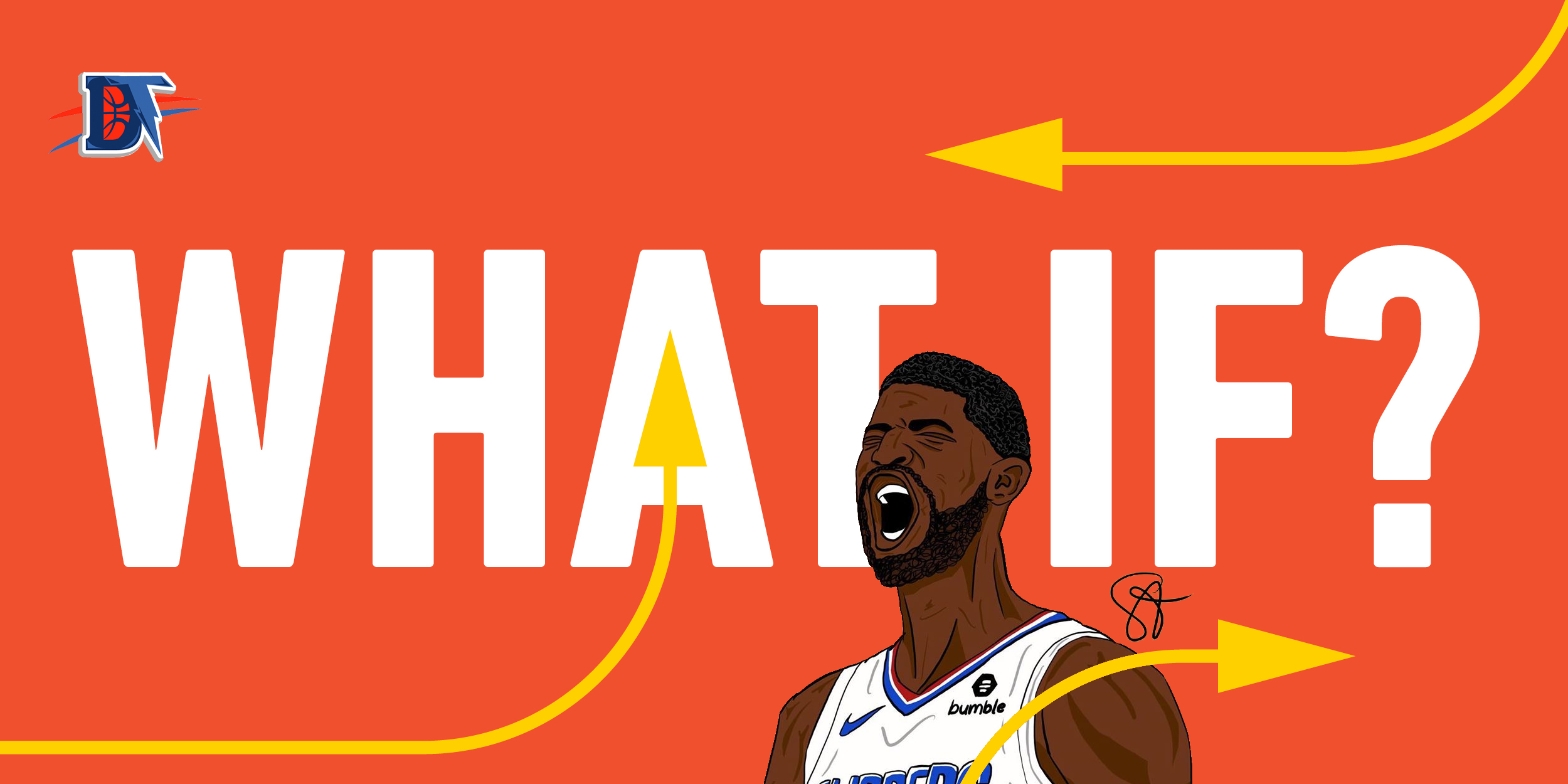 What If: The Paul George Trade Request