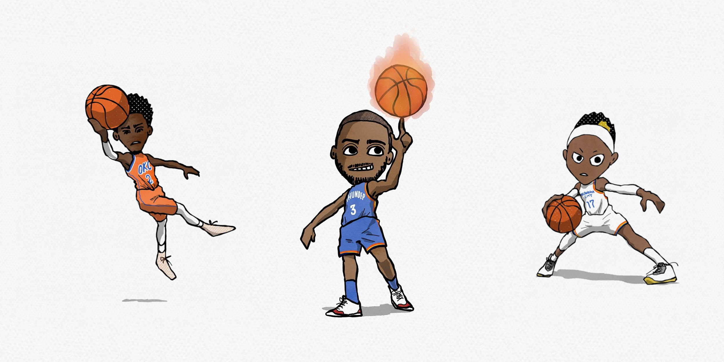 CP3 Heads Are Better than One: How the Thunder Point Guard Trio Is Torching the NBA