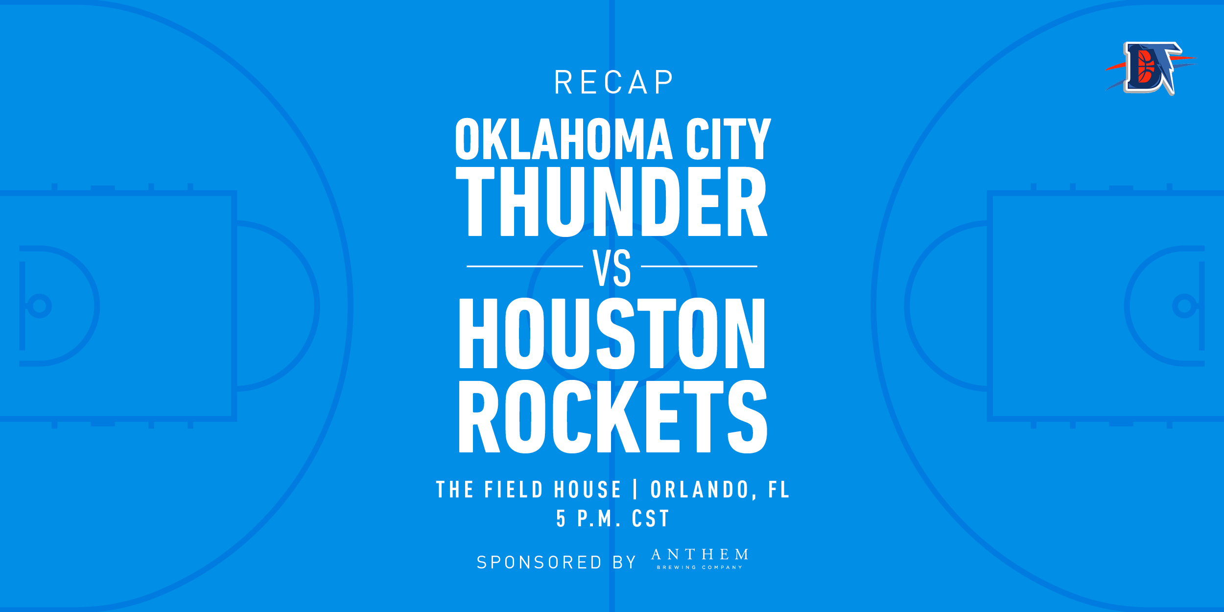 Game 3 Rapid Recap: Thunder def. Rockets (119-107)