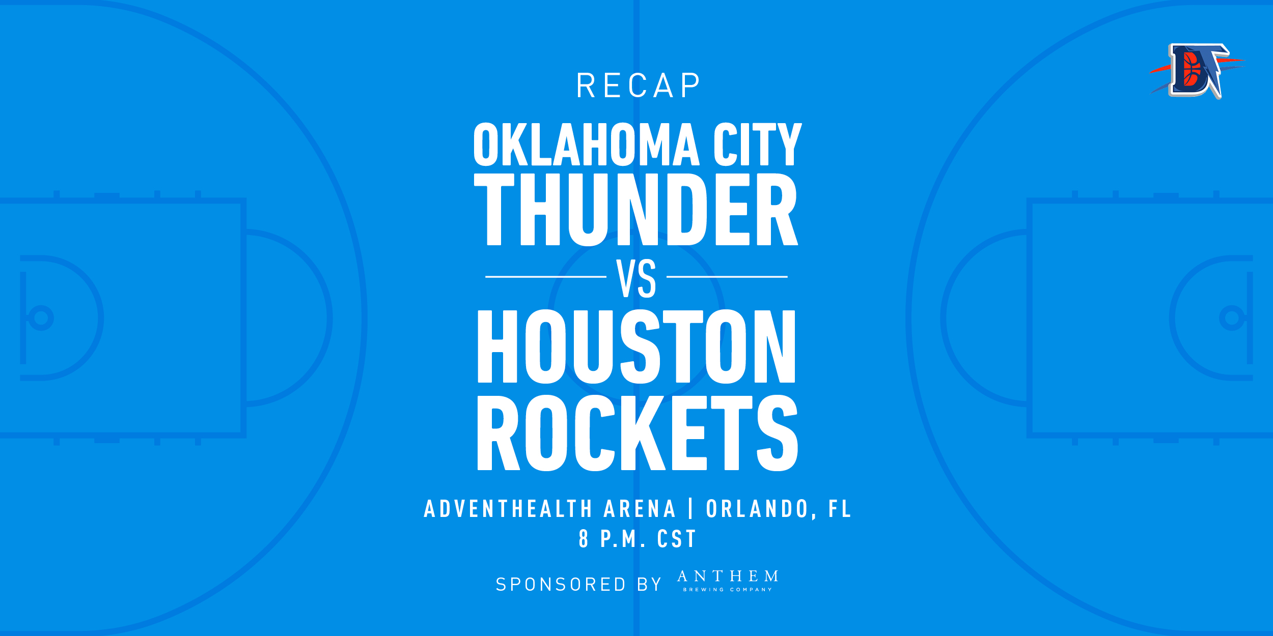 Game 7 Recap: Rockets def. Thunder 104-102