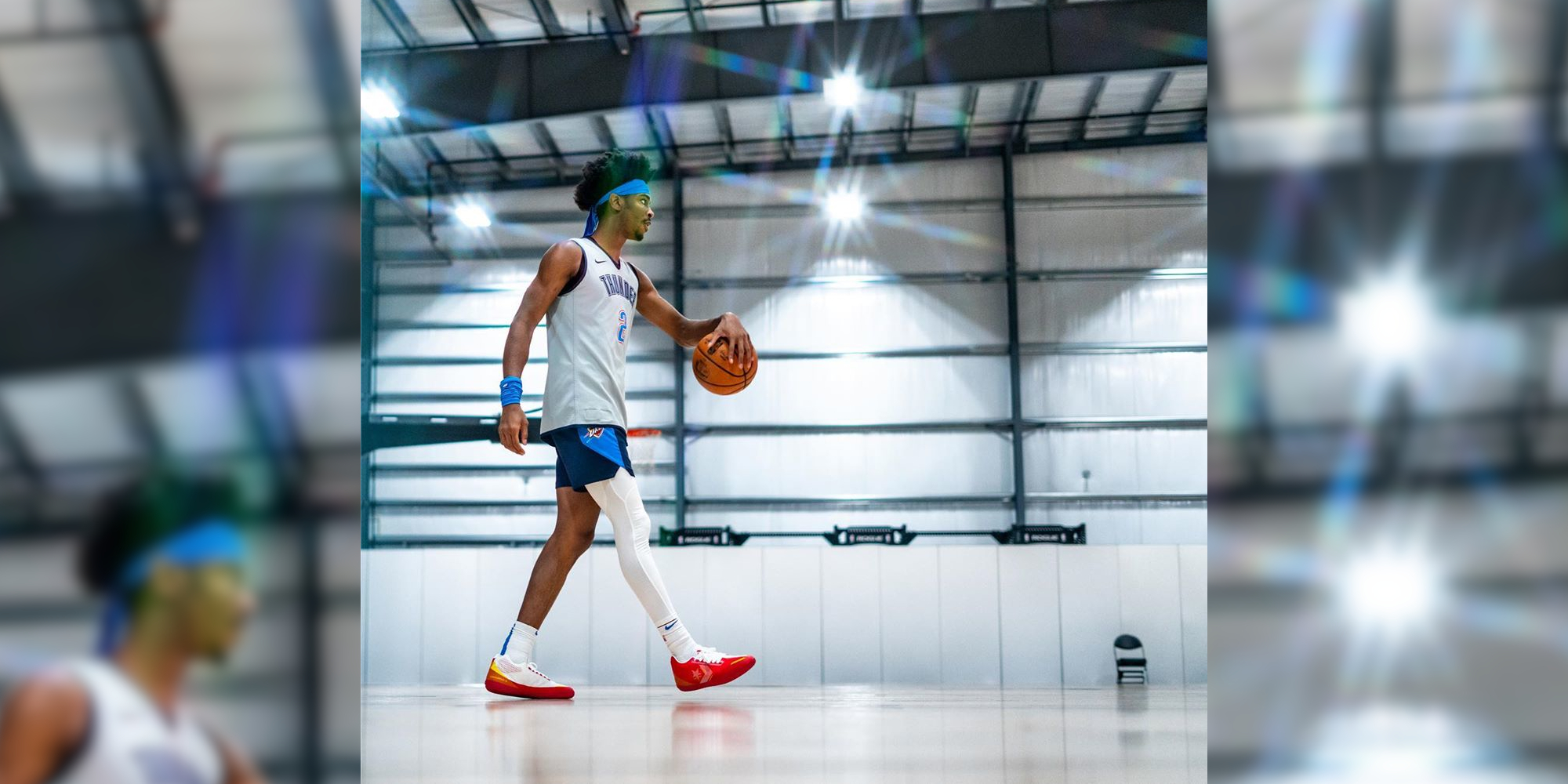 Unsung Hero: Shai Gilgeous-Alexander is killing it in the Thunder/Rockets series