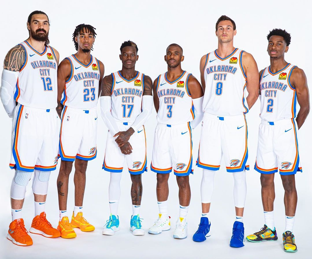 Thunder 2020 Playoff Rankings 1.6: We Know What We Know