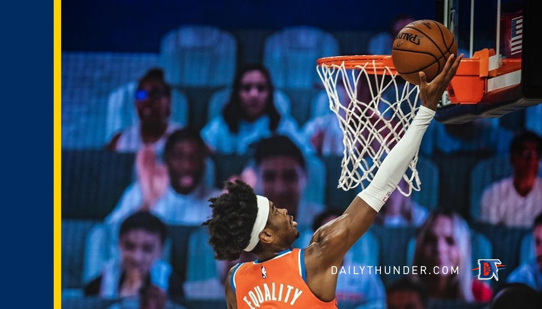 The Thunder's Dilemma: Finding Patience in a Rebuild